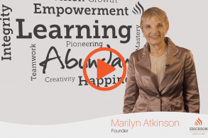 Welcome from Marilyn Atkinson